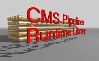 CMS Pipelines Runtime Library logo